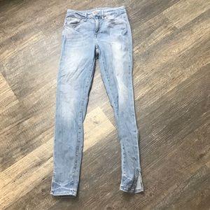 Good American Good Butt Skinny Leg HighRise Jeans